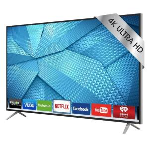 VIZIO M-Series 60 inch Class Full-Array LED 2160p 240 Hz Internet Enabled Smart Ultra HDTV with Built-in Wi-Fi by