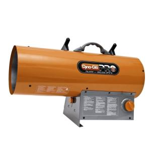 Dyna-Glo 125,000 BTU Forced Air Propane Portable Heater