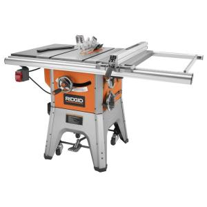 RIDGID 13-Amp 10 in. Professional Table Saw