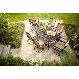 Martha Stewart Living Solana Bay 7-Piece Patio Dining Set