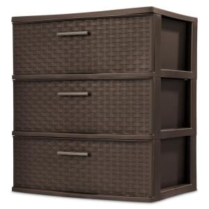 Number of Drawers: 3 Drawers