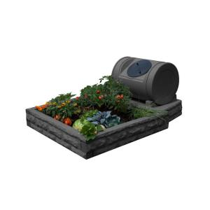 Good Ideas, Inc Hybrid Dark Granite Raised Garden Bed