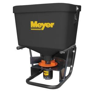 Meyer 240 lb. 2 inch Receiver Hitch Mounted Tailgate Spreader by