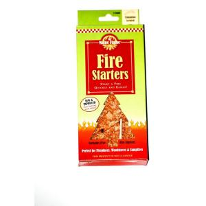 Maine Flame Cinnamon Scented Fire Starter (5-Pack) by Maine Flame