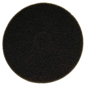 Diablo 17 inch Non-Woven Black Buffer Pad (5-Pack) by