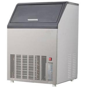 Norpole 120 lb. Commercial Ice Maker in Stainless Steel