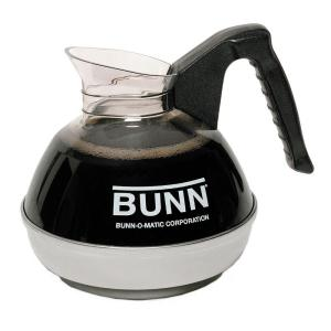 Click here to buy Bunn Easy Pour Commercial 12-Cup Regular Coffee Decanter in Black by Bunn.
