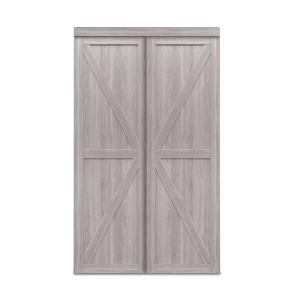 Door Size (WxH) in.: 48 x 80