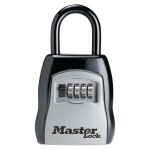 Master Lock 3-1/4 inch Set-Your-Own Combination Portable Lock Box