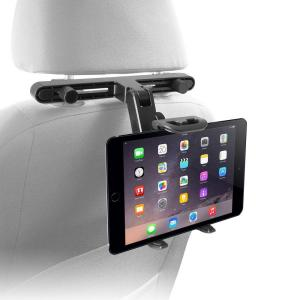 Macally Adjustable Car Seat Head Rest Mount and Holder for 7 inch - 10 inch... by Macally
