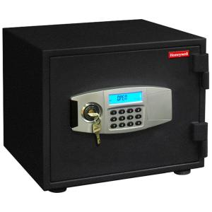 Honeywell 0.57 cu. ft. Fire Safe with Programmable Digital Lock