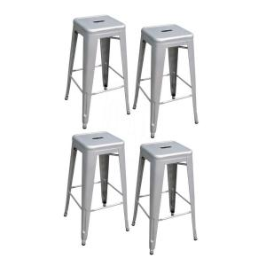 Fine Metal Stackable Bar Stools Kitchen Dining Room Gamerscity Chair Design For Home Gamerscityorg