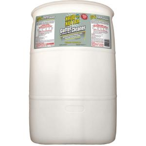 Krud Kutter 55 Gal Gutter Cleaner Gc55 The Home Depot