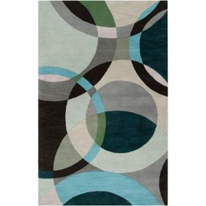 Artistic Weavers Seletar Hunter Green 2 ft. x 3 ft. Accent Rug by