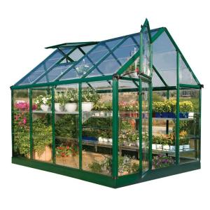 Palram Green 6 ft. x 8 ft. Greenhouse