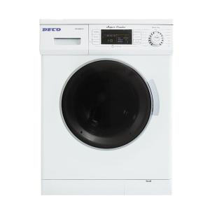 Deco All-in-one 1200 RPM Compact Combo Washer Dryer with Optional... by Deco