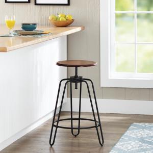 Adjustable - Bar Stools - Kitchen & Dining Room Furniture ...