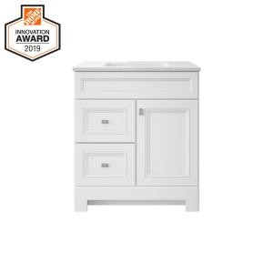 Popular Vanity Widths: 30 Inch Vanities in Bathroom Vanities