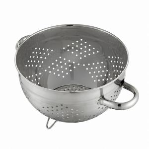 Click here to buy Kraus Stainless Steel Colander by KRAUS.