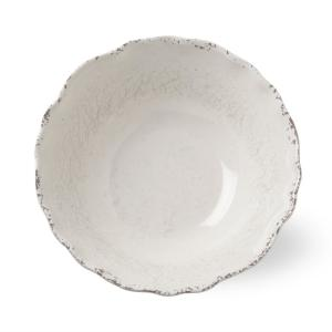 Click here to buy Tag 11.8 inch W x 11.8 inch L x 3.9 inch H Melamine Serving Bowl in Ivory by Tag.