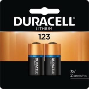 Specialty Battery Size: CR123
