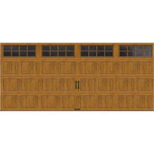 Garage Door Size: 15.6 ft x 7 ft