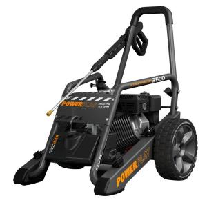 Powerplay Streetfighter 2600 psi 2.3 GPM Honda GC160 Engine Annovi Reverberi Axial Pump Gas Pressure Washer