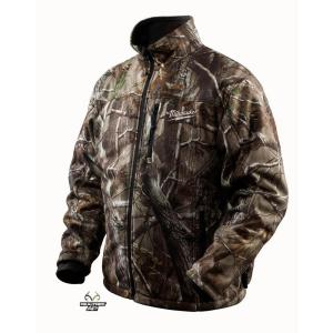 Milwaukee Small M12 Lithium-Ion Cordless Realtree AP Camo Heated Jacket Kit