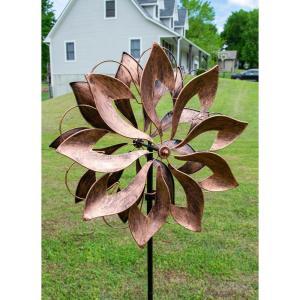 Copper in Wind Spinners