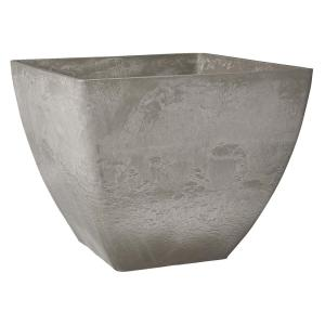 Cement Plant Pots Planters The Home Depot