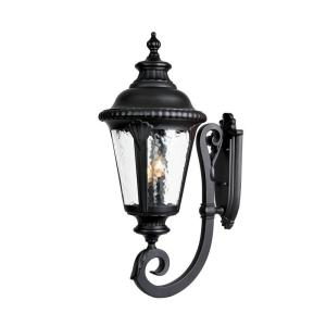 Acclaim Lighting Surrey Collection 3-Light Matte Black Outdoor Wall-Mount Light... by Acclaim Lighting