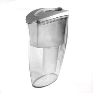 Purlette 6-Cup Water Pitcher with 1 Universal Filter by