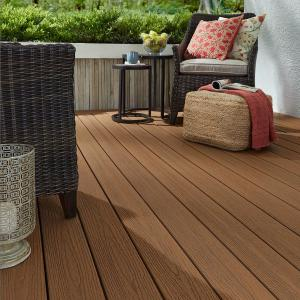 Composite in Composite Decking Boards