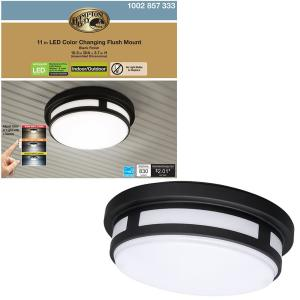 Outdoor Flush Mount Lights Outdoor Ceiling Lights The Home Depot