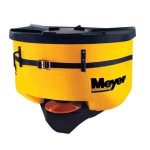 Meyer 216 lb. 4 inch Strap-On Tailgate Spreader by
