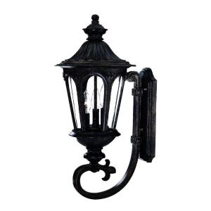 Acclaim Lighting Marietta Collection 3-Light Black Coral Outdoor Wall-Mount... by Acclaim Lighting