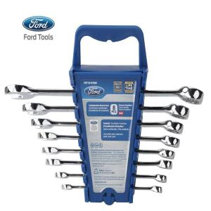 SAE Combination Wrench Set (8-Piece) by