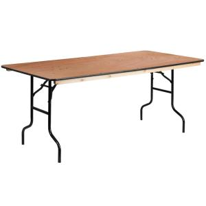 Folding Banquet Tables