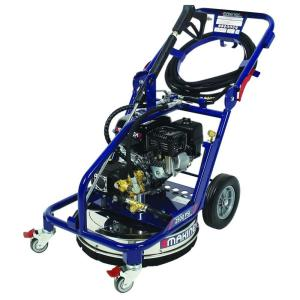 Makinex 2,500 psi 2.5 GPM Gas Dual Pressure Washer by Makinex