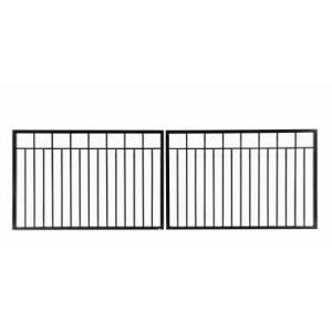 Mighty Mule Steel Gate Amp Fence From Home Depot Metal