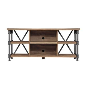 Bell'O Irondale TV Stand for 60 inch TVs in Autumn Driftwood by
