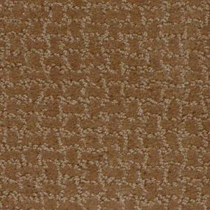 Platinum Plus Fascinating - Color Brown Betty 12 ft. Carpet