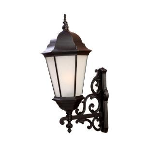 Acclaim Lighting Richmond Collection 1-Light Matte Black Outdoor Wall-Mount... by Acclaim Lighting