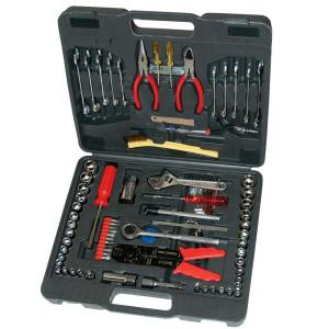 Great Neck Saw Multi Purpose Tool Set (125-Piece)