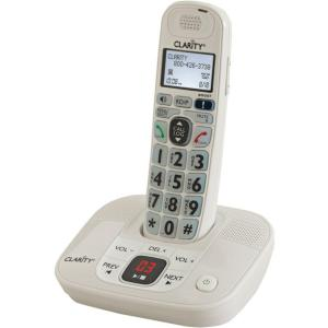 Clarity Dect 6.0 Amplified Cordless Phone System with Digital Answering System