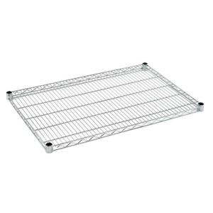 Sandusky Heavy Duty Extra Chrome Wire Shelf