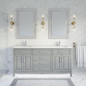 Popular Vanity Widths: 72 Inch Vanities and Larger