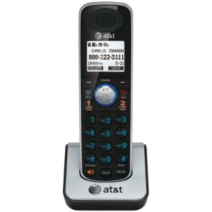 AT&T DECT 6.0 Handset Cordless Phone with Bluetooth Wireless Technology by AT&T