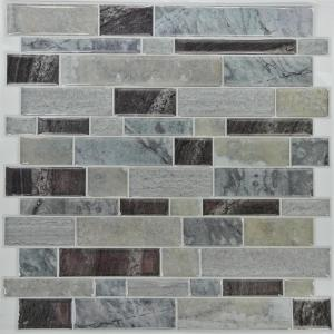Peel And Stick Backsplash Wall Decor The Home Depot