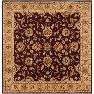 Artistic Weavers John Plum 8 ft. x 8 ft. Square Area Rug by
